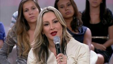 Claudia Leitte acha que vai curtir mais a 2ª temporada do programa - Cantora comenta a experiência de participar do reality show