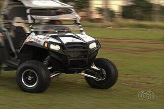 Rally da Mulher agita fim de semana em Goiânia - Competição chega à sua 12ª edição.