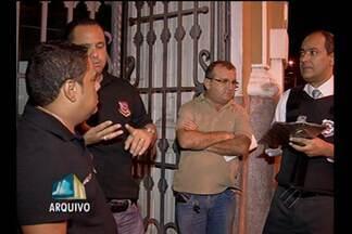 Polícia apura conduta de investigador da Seccional do Comércio, em Belém - Funcionário responde a uma ação depois de ter aparecido em entrevista à TV Liberal dizendo que não poderia atender a população porque estava sozinho.
