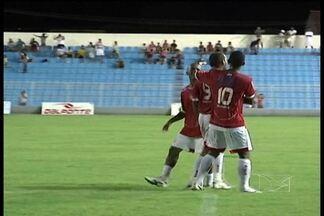 Times de São Luís perdem a vantagem de jogar pelo empate na semifinal do 1º turno - O Bacabal venceu o Sampaio Corrêa por 1 a 0 e o Imperatriz bateu o MAC pelo mesmo placar. Os jogos da volta acontecem no fim de semana.