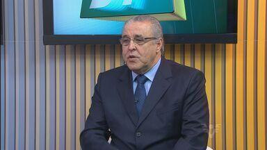 Presidente da Codesp fala sobre congestionamentos na região - Novas regras foram criadas para melhorar trânsito nas rodovias