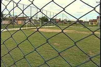 Moradores do bairro Barramares, em Vila Velha, pedem área de lazer - Secretário de esportes e lazer deu uma resposta à população.