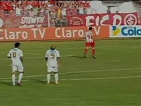 Inter derrota Santa Cruz-RS na sexta vitória consecutiva pelo Campeonato Gaúcho - Equipe do técnico Dunga segue 100% no torneio.
