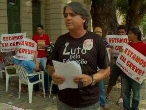 Justiça decreta ilegalidade da greve dos servidores da educação - Greve já dura mais de 40 dias.