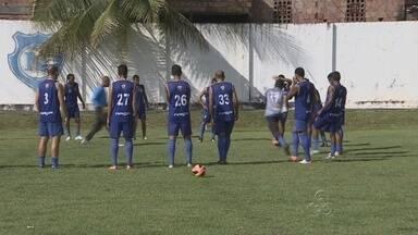 Nacional se prepara para a Copa do Brasil - Visando a estreia na Copa do Brasil contra o Águia de Marabá (PA), o Nacional intensifica os treinamentos para o torneio.