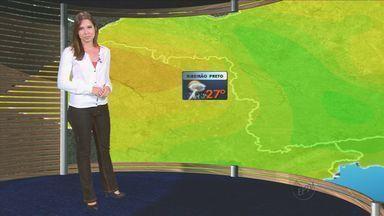 Previsão do tempo – Ribeirão e região – 27/03 - Confira a previsão para esta quarta-feira.