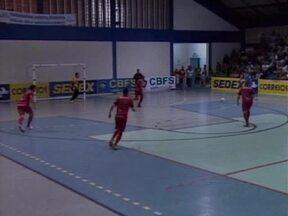 Cajuína leva a melhor em jogo no Sergipe - Cajuína leva a melhor em jogo no Sergipe