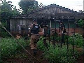 Polícia prende 415 pessoas ligadas ao tráfico - Prisões foram feitas desde a madrugada de sábado.