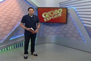 Confira o Globo Esporte desta quarta (27/03) - A rodada do Campeonato Sergipano e a vitória do Real Moitense na Taça Brasil de Futsal são alguns dos destaques do programa.