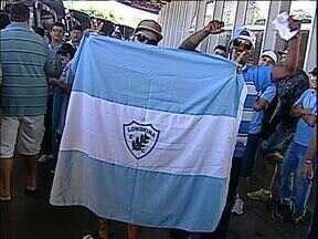 Londrina pega o Cianorte em Ponta Grossa - O jogo fora de casa faz parte da punição que o Tubarão recebeu por causa da confusão na partida contra o Coritiba pela última rodada do primeiro turno.