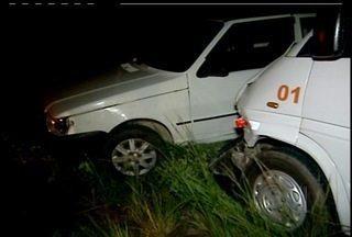 Acidente na BR-356 na altura de São João da Barra fere cinco pessoas - Feridos foram levados para o hospital Ferreira Machado e já foram liberados.