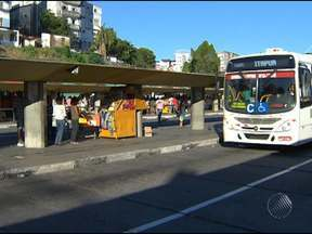 Tarifa de ônibus em Salvador será 50% mais barata aos domingos - A medida, que foi assinada pelo prefeito na tarde desta quarta-feira, agradou os usuários, que esperam também o aumento da frota.