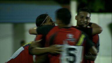 Veja os gols do empate entre Mato Grosso e Luverdense - Valderrama abriu o placar para o Mato Grosso e Tatu empatou para o Luverdense.