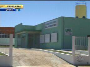 UPA de Frederico Westphalen, RS, não tem data para ser inaugurada - Obra de R$ 2 milhões tem problemas na estrutura e não pode receber pacientes.