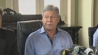 Artur Neto anuncia auditoria 'minuciosa' na Manaus Ambiental - Essa será a primeira etapa de possível quebra de contrato, disse prefeito