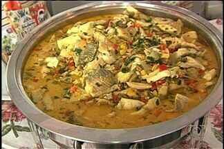 Festival de Gastronomia de São Simão começa nesta quinta-feira - Cerca de 50 mil visitantes estão sendo esperados para provas os pratos à base de peixe. A entrada para o evento é gratuita.