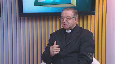 Bispo Diocesano Dom Jacyr Braido fala sobre a importância da Páscoa - Bispo falou sobre a importância da data para os católicos