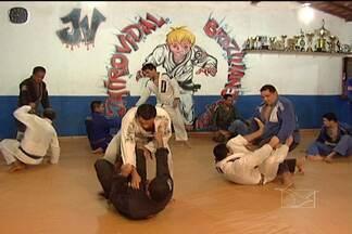 Campeonato Maranhense de jiu-jitsu - Detalhes sobre o início do Campeonato Maranhense de jiu-jitsu