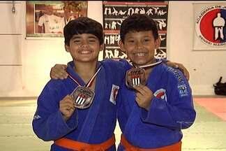 Atletas conquistam medalhas de judô para Maranhão - Atletas conquistam medalhas de judô para Maranhão na Copa São Paulo
