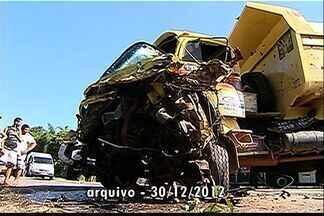 Imprudência é uma das principais causas de acidente nas rodovias do ES, diz PRF - Perdas causam feridas profundas nas famílias.
