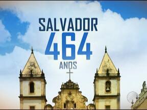 Atores parabenizam Salvador pelo aniversário de 464 anos - Malvino Salvador, Sophie Charllote e Isabelle Drummond reveleram histórias sobre a cidade.