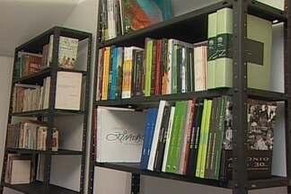 Inauguração de biblioteca em Campina Grande - Será inaugurada hoje uma biblioteca no teatro municipal de Campina Grande.