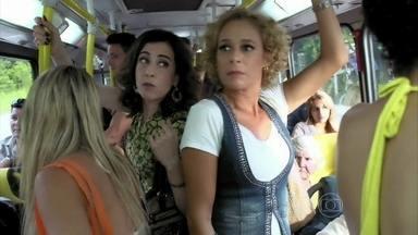 Tapas & Beijos - Episódio do dia 09/04/2013, na íntegra - Sueli se sente ameaçada por Márcia e Fátima surta ao saber que Armane planeja se casar com a ex-mulher