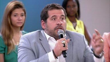 Leandro Hassum já colocou lixo no carro de motorista mal educado - Ator diz que as pessoas têm medo das leis de outros países, mas não respeitam as próprias leis