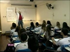 Professores usam criatividade para estimular alunos durante a aula - Pachecão, de Belo Horizonte, também é chamado para dar palestras motivacionais