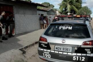 Veja os casos de violência do fim de semana na Região Metropolitana de João Pessoa - Três homens foram assassinados somente no domingo.