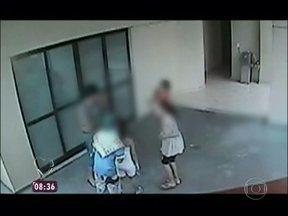 Caso de violência: menina é agredida por outra jovem em condomínio de SP - Pais da agressora serão processados por danos morais