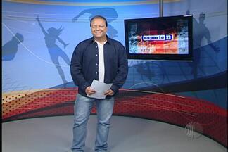 Íntegra Esporte D - 18/04/2013 - O programa exibiu a vitória do Sertãozinho sobre o São Paulo/Suzano, mais duas renovações no basquete mogiano, o resultado do jogo-treino entre Atibaia e União Mogi, e a vitória do Mogi das Cruzes sobre o Guarulhos na Liga Paulista de Futsal