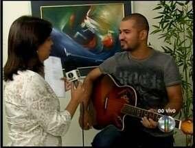 Músico apresenta um workshow em Valadares - Entenda como vai ser.