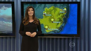 Belo Horizonte registra menor temperatura de 2013 - Baixa temperatura foi registrada nesta madrugada.