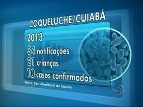 Aumento nos casos de coqueluche - Em todo país, houve aumento no número de casos e os pais devem ficar atentos aos sintomas. As grávidas também podem antecipar essa imunização aos bebês.