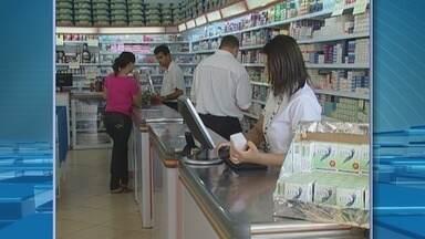 Aumento de assaltos em farmácias do município de Vilhena preocupa empresários - Somente no mês de abril foram cinco assaltos, os crimes ocorrem mais nos estabelecimentos que funcionam como correspondentes bancários.