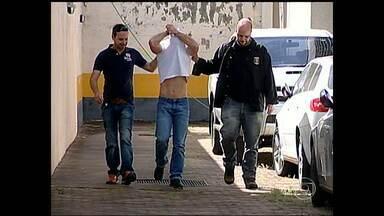 Operação da PF prende suspeitos de tráfico internacional no Triânglo Mineiro - Também foram cumpridos mandados em outros estados