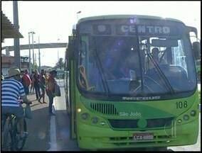 TJ suspende licitação de transporte coletivo em Campos, RJ - Concorrência estava prevista para o dia 14 de maio.Cerca de 100 mil pessoas utilizam o serviço diariamente na cidade.