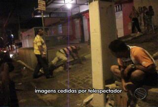 Tenente coronel é preso após dirigir embriagado e colidir veículo em SE - Equipe da Radiopatrulha esteve no local, mas não pode efetuar a prisão.