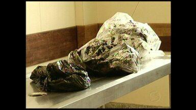 Ossada é encontrada dentro da CSN, em Volta Redonda, no RJ - Equipe de limpeza achou um crânio e avisou siderúrgica. Polícia Civil diz que restos podem ser de homem que sumiu em dezembro.