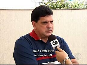 Brigando pelo acesso à Elite, URT recebe Minas - Confronto será no domingo, às 16h, em Patos de Minas