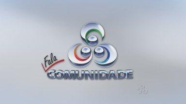 'Fala Comunidade' faz um balanço das reportagens no Bairro Ronaldo Aragão - Veja os assuntos abordados.