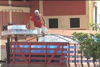 Vigilância sanitária divulga laudos sobre vistorias em empresas que vendem água mineral - Vistorias foram realizadas no início do mês, em presas da região metropolitana de São Luís.
