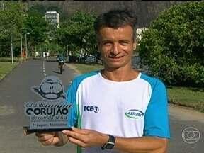 Vitória no Circuito Corujão incentivou atleta amador em treinos e provas - Renato Ribeiro, vencedor da primeira prova em 2012, diz que com sua dedicação está conseguindo ter resultados próximos aos de atletas profissionais.