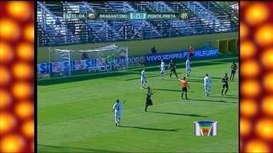 Bragantino se despede do Paulista com empate contra Ponte Preta - Empate em 0 a 0 deixou o Massa Bruta na 11ª posição, com 25 pontos. O duelo também foi uma prévia da segunda fase da Copa do Brasil, quando Bragantino e Ponte se enfrentarão.