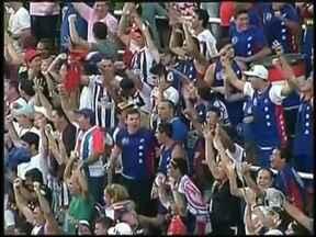 Penapolense perde para o Santos - Mesmo com a derrota para o time da baixada santista, o Penapolense se classificou para a próximo fase do Campeonato Paulista