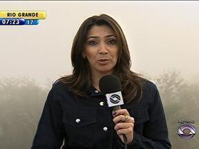 Porto Alegre tem segunda-feira de tempo seco - Temperatura sobe ao longo da tarde.