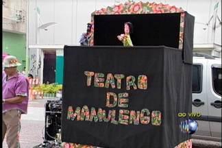 1º Festival Internacional de Intinerâncias Teatrais começa nesta segunda (22), em Mogi - O 1º Festival Internacional de Intinerâncias Teatrais começa nesta segunda-feira (22) em Mogi das Cruzes. Companhias do Chile, Colômbia, Peru, Equador e Espanha participam do evento.