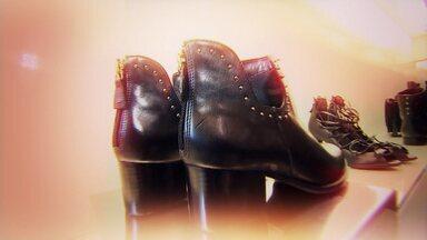 Paula Magalhães dáa dica de como utilizar corretamente as botas? - Ela conversa com Livia medina que monta looks adequados para utilização das botas