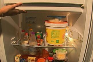 Bom Dia PB dá dicas de como organizar os alimentos da sua geladeira da maneira correta - Especialista diz que alimentos conservados da maneira certa podem trazer mais saúde para quem os consome.